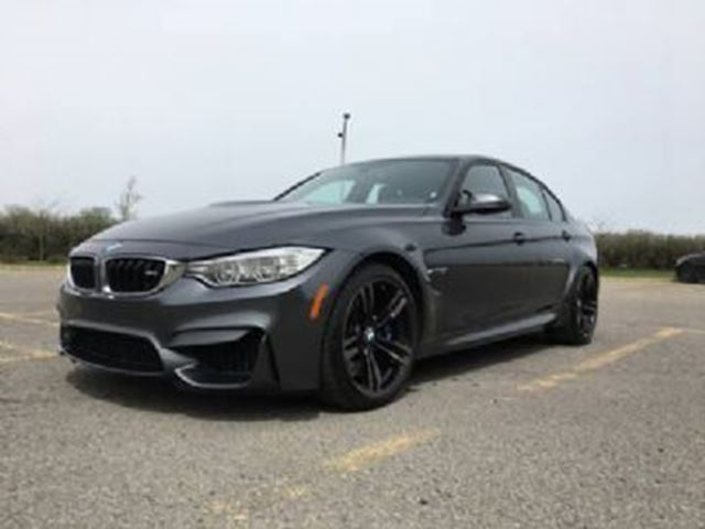 2015 BMW M3 Executive Premium Package Excess Wear Protection in Mississauga, Ontario