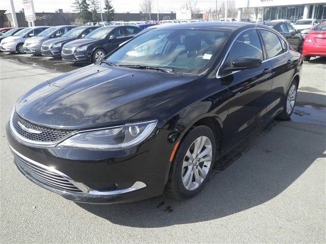2016 Chrysler 200 Limited in Calgary, Alberta