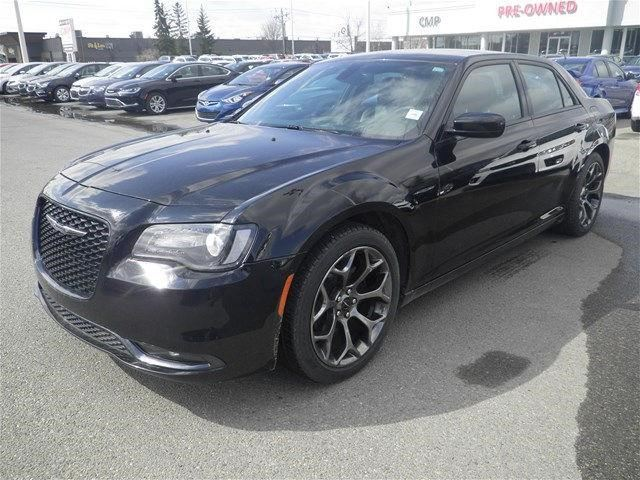 2016 chrysler 300 300s okotoks alberta car for sale 2770049. Black Bedroom Furniture Sets. Home Design Ideas