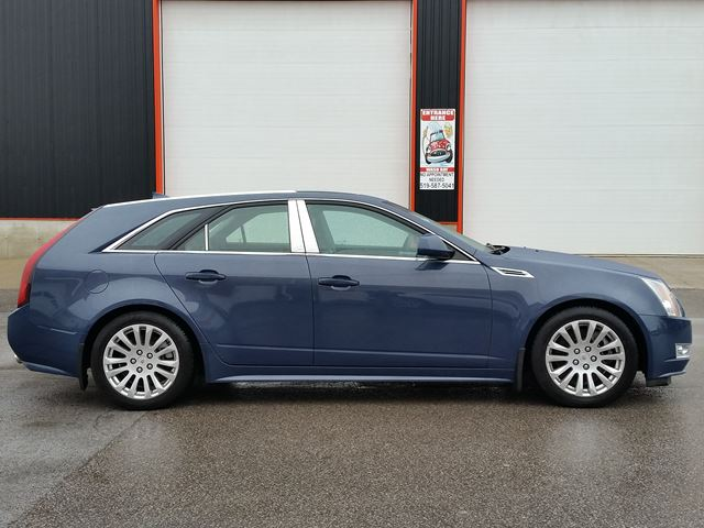 2010 Cadillac CTS Performance AWD in Jarvis, Ontario