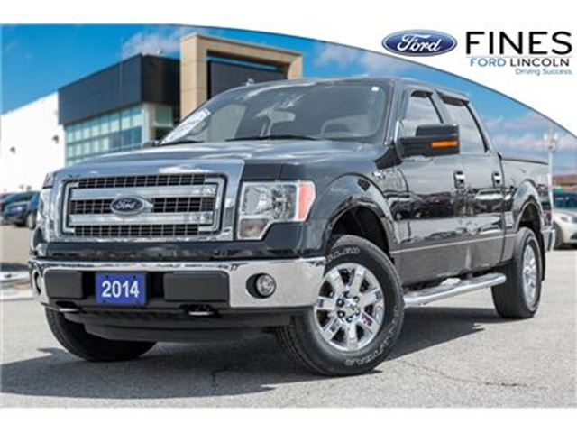 2014 FORD F-150 XLT - XTR, REAR CAMERA, POWER PEDALS in Bolton, Ontario