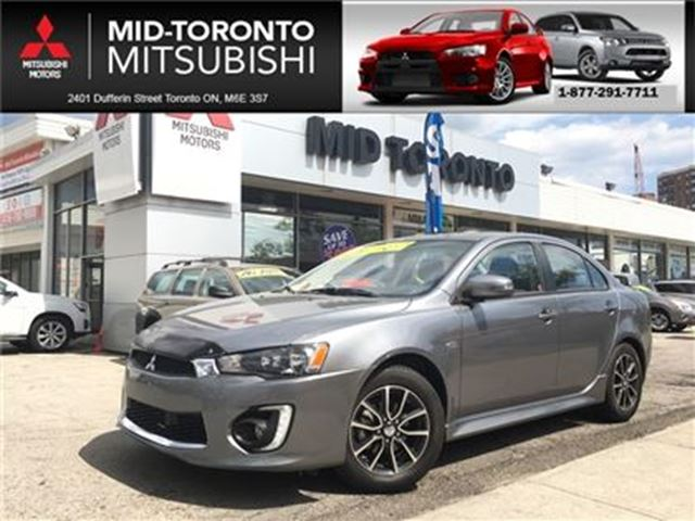 2016 MITSUBISHI LANCER SE LTD Edition^^with only 430kms on it in Toronto, Ontario