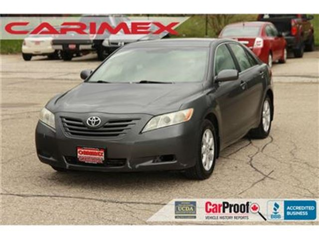 2007 TOYOTA CAMRY LE V6 in Kitchener, Ontario