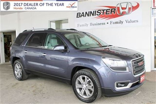 2013 GMC ACADIA AWD SLT 2 in Vernon, British Columbia