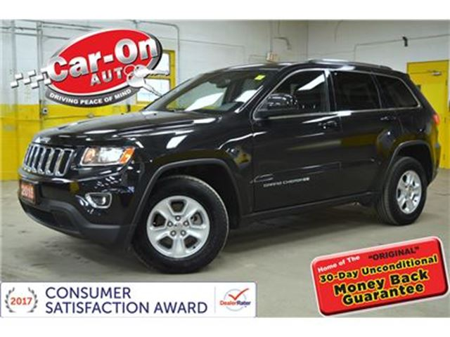 2015 JEEP GRAND CHEROKEE Laredo 4X4 in Ottawa, Ontario