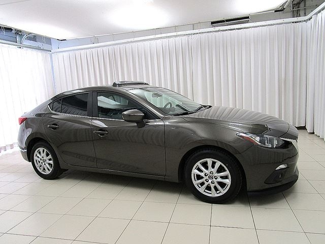 2015 MAZDA MAZDA3 GS TOURING SKY ACTIV w/ MOONROOF, BACK UP CAM & in Halifax, Nova Scotia