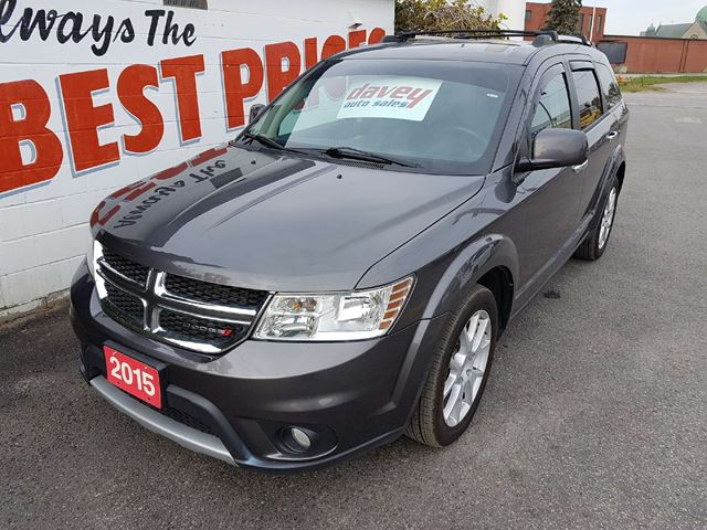 new and used dodge journey cars for sale in oshawa ontario autocatch. Black Bedroom Furniture Sets. Home Design Ideas