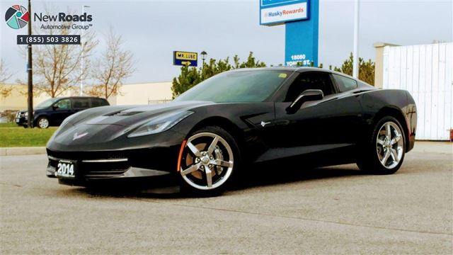 2014 Chevrolet Corvette Base STAGE 2 , ONE OWNER, NO ACCIDENT.. in Newmarket, Ontario