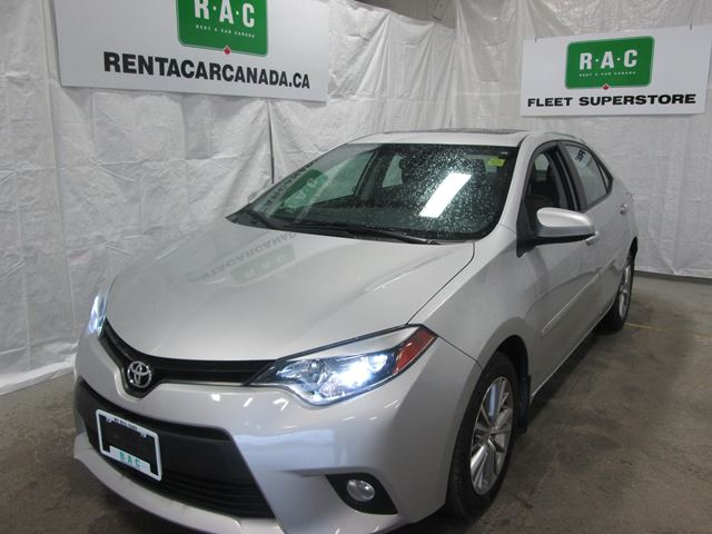 2014 TOYOTA COROLLA LE in Kingston, Ontario