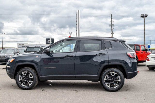 2017 jeep compass trailhawk 4x4 backup cam bluetooth r. Black Bedroom Furniture Sets. Home Design Ideas