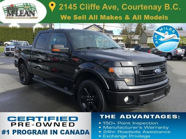 2013 Ford F-150 FX4 in Courtenay, British Columbia