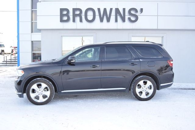 2015 Dodge Durango Limited in Dawson Creek, British Columbia