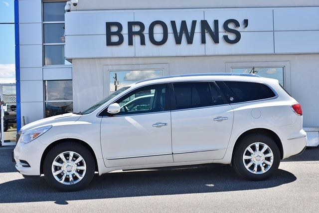 2015 Buick Enclave Premium in Dawson Creek, British Columbia