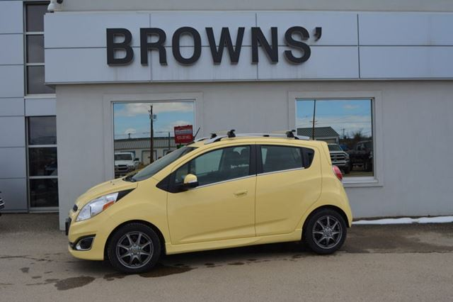 2014 Chevrolet Spark LT in Dawson Creek, British Columbia