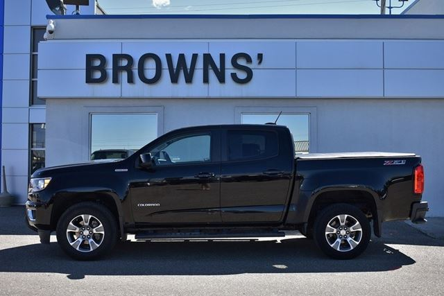 2016 Chevrolet Colorado 4WD Z71 in Dawson Creek, British Columbia