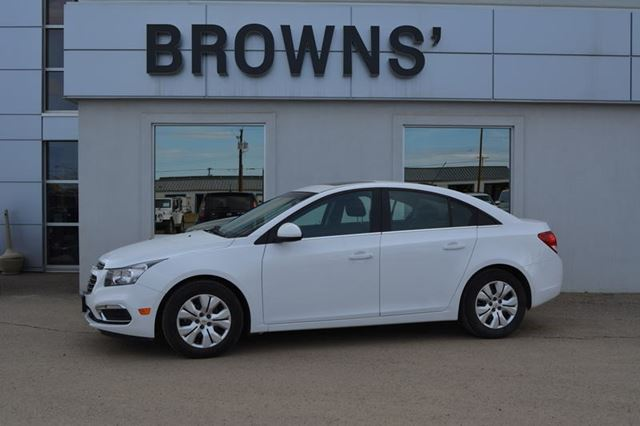 2016 Chevrolet Cruze LT in Dawson Creek, British Columbia