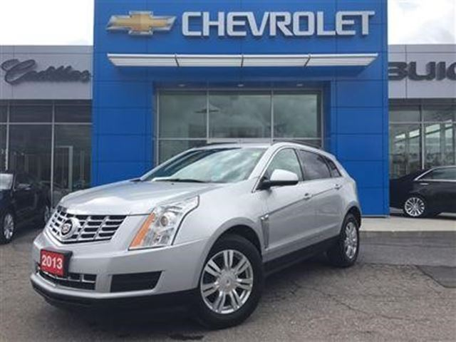 2013 Cadillac SRX Leather Collection in Hawkesbury, Ontario
