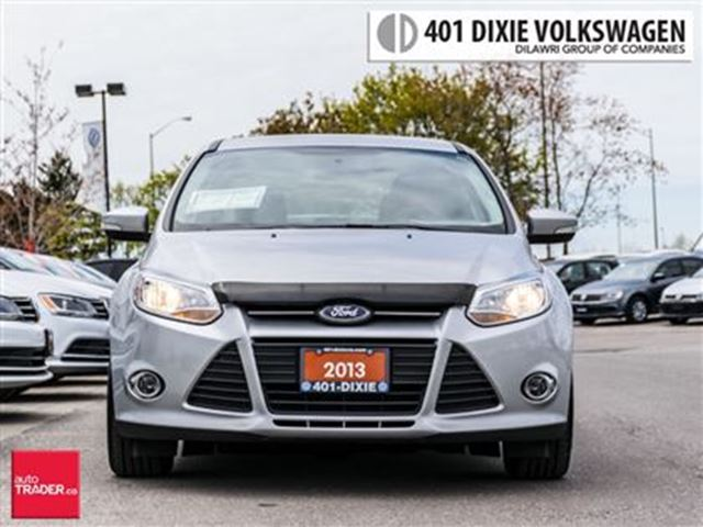 2013 Ford Focus SE 4D Sedan WOW Only 47510 KM !! 1 Owner. Extra Mi in Mississauga, Ontario