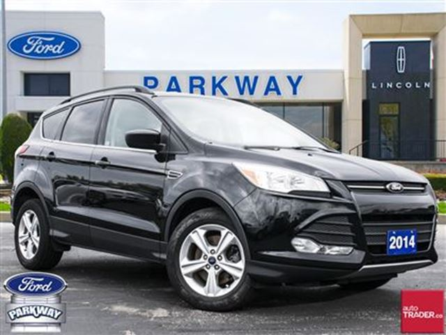 2014 FORD ESCAPE SE FWD  HEATED SEATS  BLUETOOTH  SIRIUS in Waterloo, Ontario