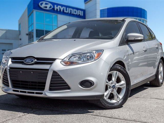 2014 Ford Focus SE, TRADE IN, AUTOMATIC in Mississauga, Ontario