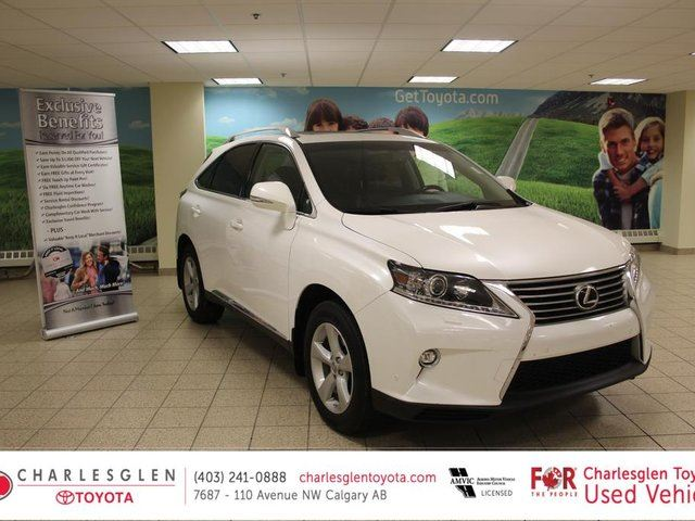 2015 LEXUS RX 350 AWD Technology Package in Calgary, Alberta