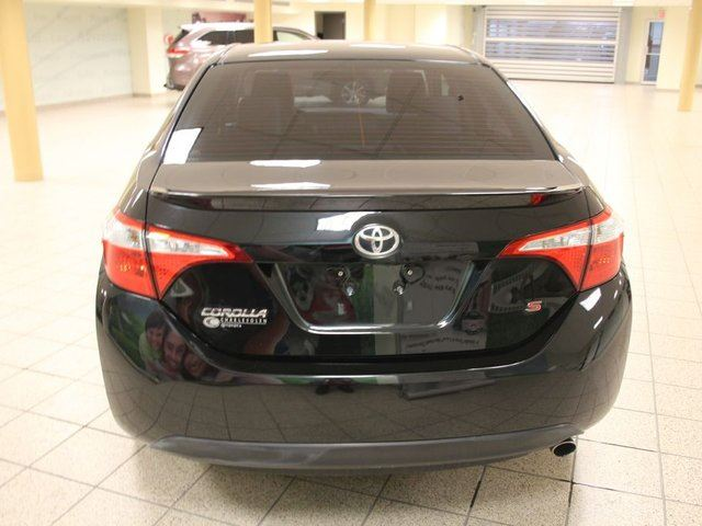2014 toyota corolla sport premium package calgary alberta car for sale 2772623. Black Bedroom Furniture Sets. Home Design Ideas