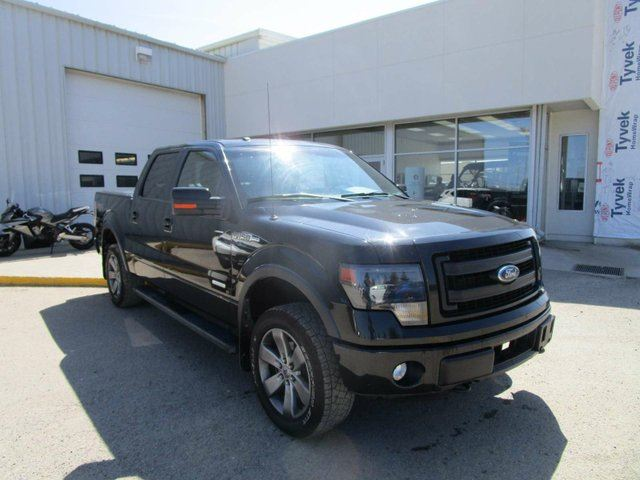 2014 Ford F-150 FX4 4x4 SuperCrew Cab 5.5 ft. box 145 in. WB in Edson, Alberta