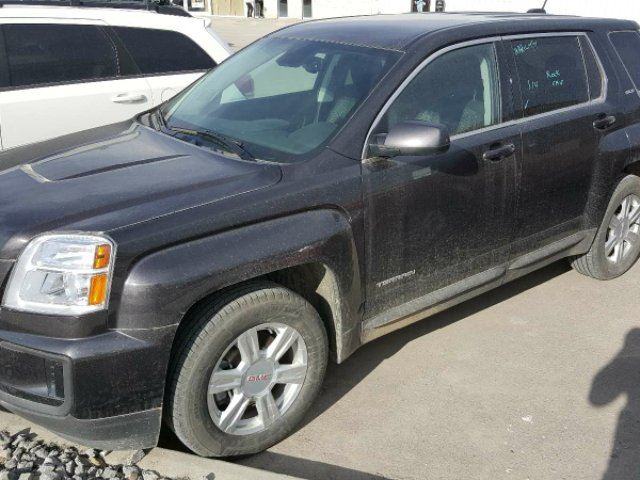 2016 GMC TERRAIN SLE-1 All-wheel Drive in Edson, Alberta