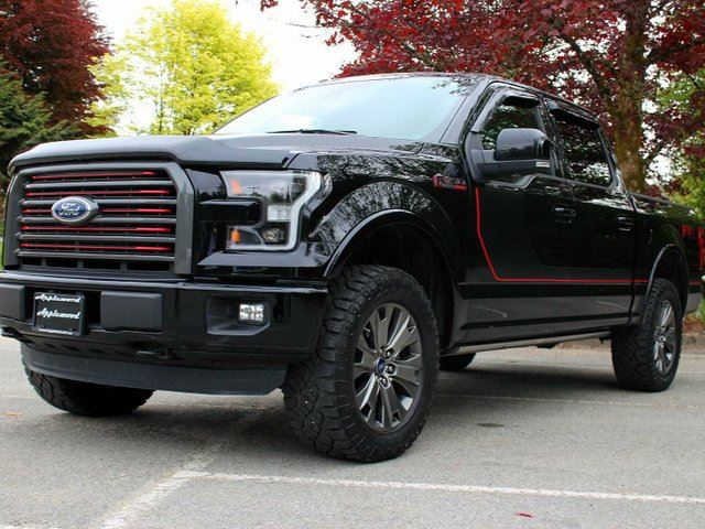2016 FORD F-150 Lariat in Langley, British Columbia