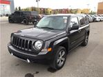 2017 Jeep Patriot High Altitude-4WD,Leather Seats, Remote Start in Okotoks, Alberta