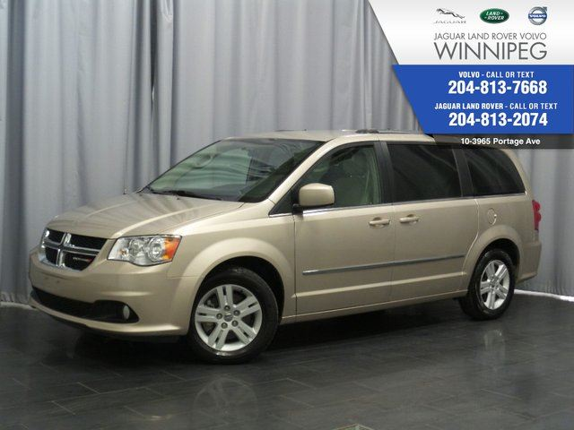 2015 Dodge Grand Caravan Crew Plus *unCONVENTional deal to be had* in Winnipeg, Manitoba