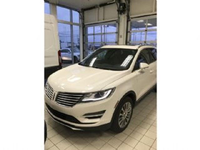 2015 LINCOLN MKC R+¬serve in Mississauga, Ontario
