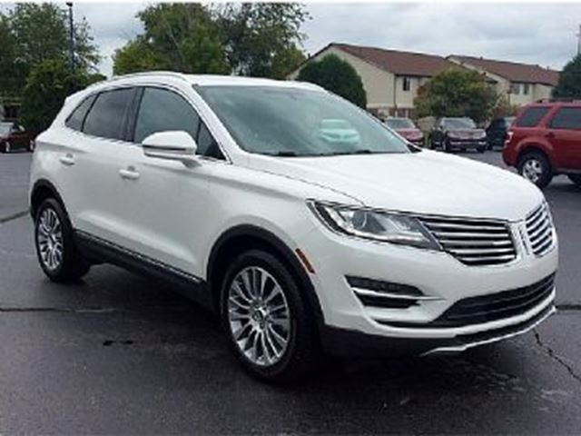 2017 LINCOLN MKC AWD in Mississauga, Ontario