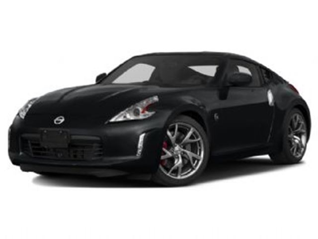 2017 Nissan 370Z 3.7L 6 M/T, A/C,18 INCH BLACK ALLOY, HID HEADLIGHT in Mississauga, Ontario