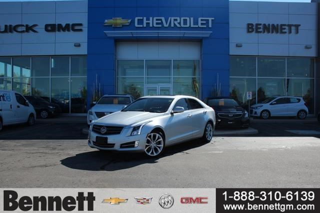 2014 CADILLAC ATS Performance AWD in Cambridge, Ontario