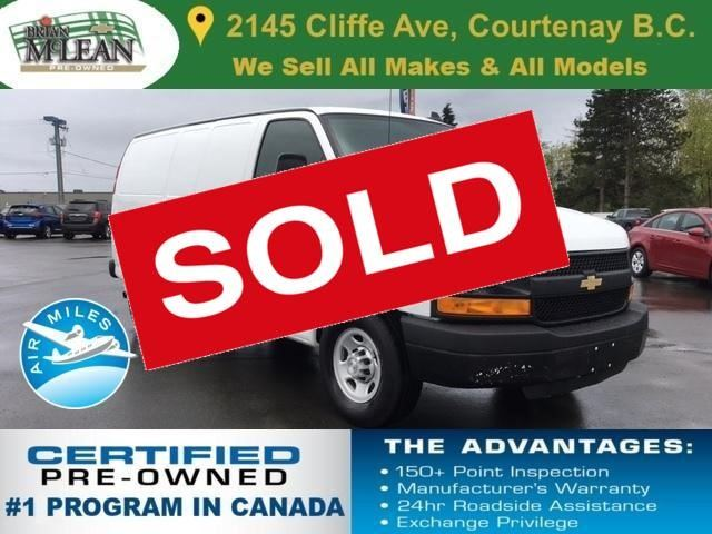 2016 Chevrolet Express 1500           in Courtenay, British Columbia