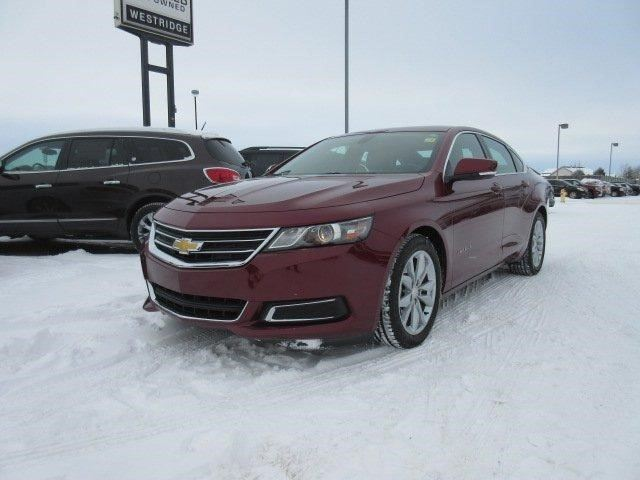2016 Chevrolet Impala LT in Lloydminster, Alberta