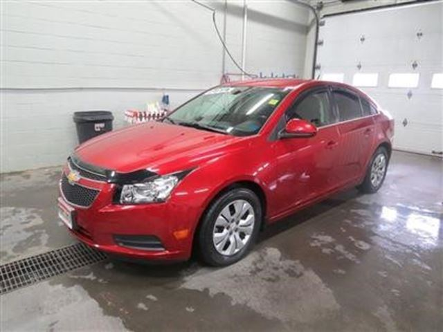 2014 Chevrolet Cruze 1LT in Tracadie-Sheila, New Brunswick