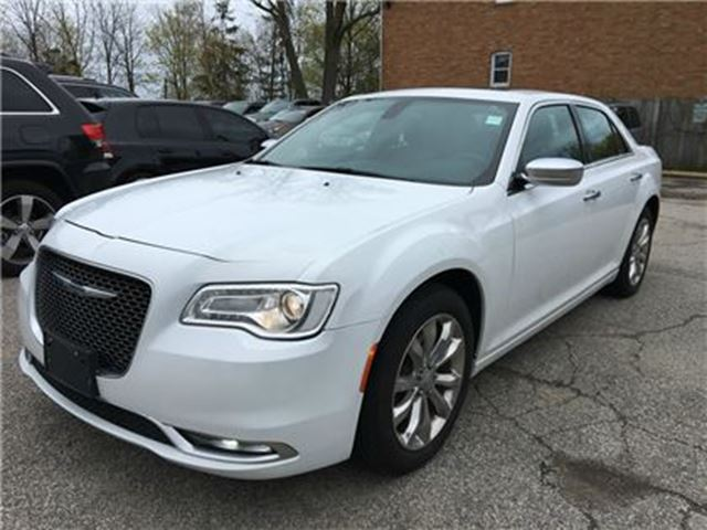 2015 Chrysler 300 Platinum **JUST ARRIVED**LOADED** in Mississauga, Ontario