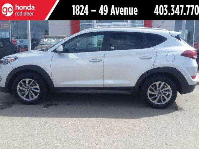2016 HYUNDAI TUCSON Premium in Red Deer, Alberta