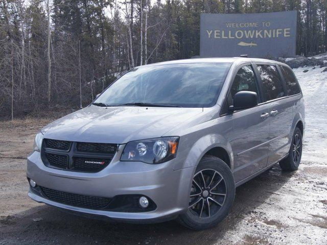 2016 DODGE GRAND CARAVAN SE/SXT in Yellowknife, Northwest Territories