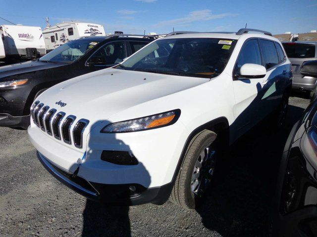 2016 JEEP CHEROKEE Limited in Yellowknife, Northwest Territories