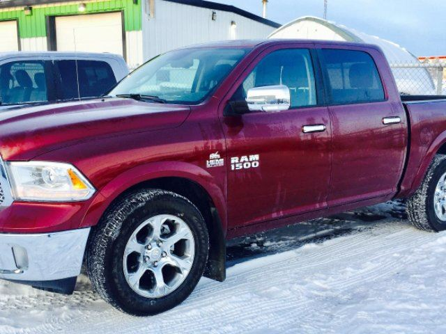 2016 DODGE RAM 1500 Laramie in Yellowknife, Northwest Territories