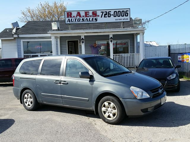 2006 Kia Sedona LX CLEAN ONE OWNER in Barrie, Ontario