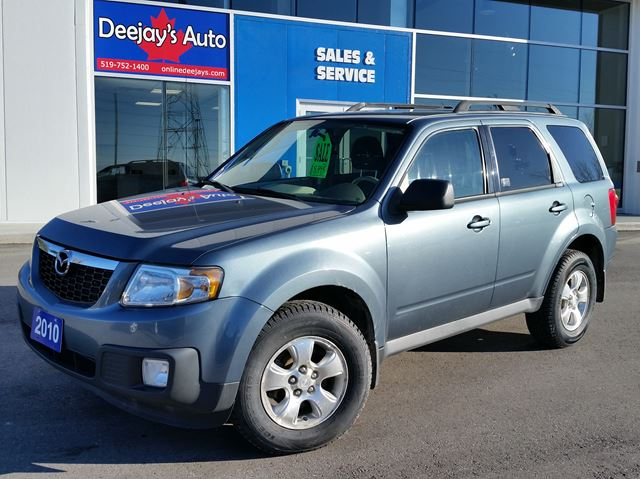 2010 MAZDA TRIBUTE GX FWD in Brantford, Ontario