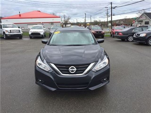 used 2016 nissan altima 2 5 sv new glasgow. Black Bedroom Furniture Sets. Home Design Ideas