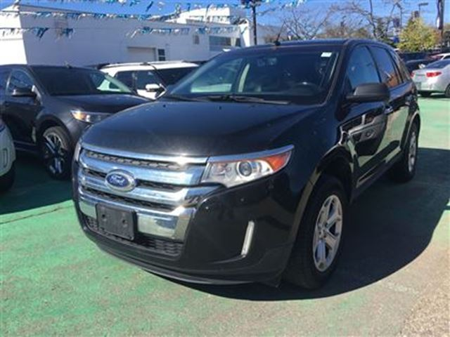 2011 Ford Edge SEL,NAVIGATION,LEATHER,SUNROOF in Mississauga, Ontario
