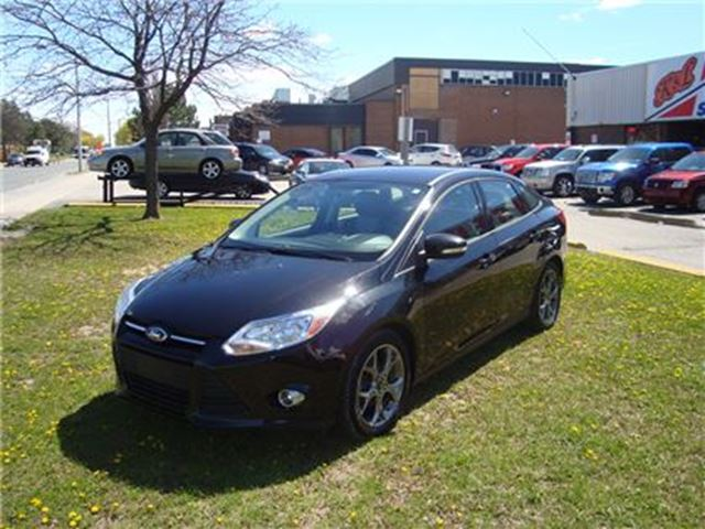 used 2013 ford focus i 4 cy se manual transmission alloy wheels toronto. Black Bedroom Furniture Sets. Home Design Ideas