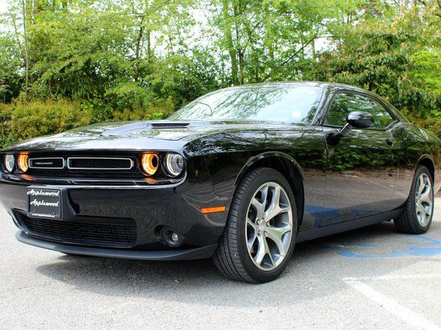 2015 Dodge Challenger SXT Plus or R/T in Langley, British Columbia