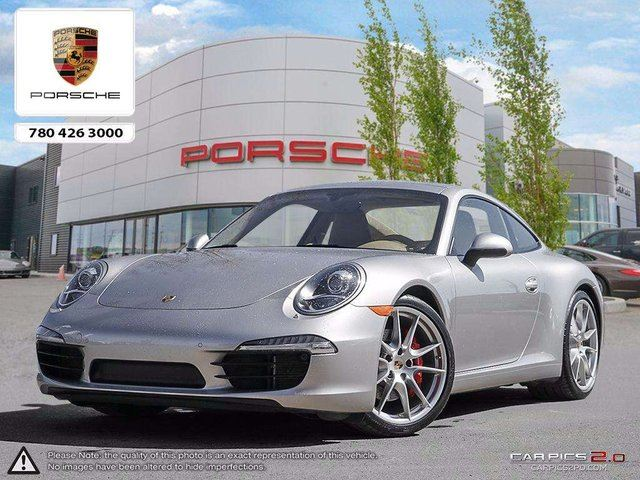 2013 PORSCHE 911 Has Two Year Unlimited Warranty Extension - Local Edmonton Vehicle - No Accidents - Major Service and New Tires in Edmonton, Alberta